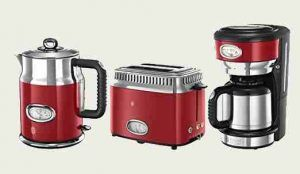 Electrodomesticos Russell Hobbs Vintage