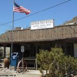 Ruta66 Oatman Post Office